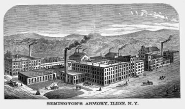 Remington's Armory, Ilion, N.Y. 1870